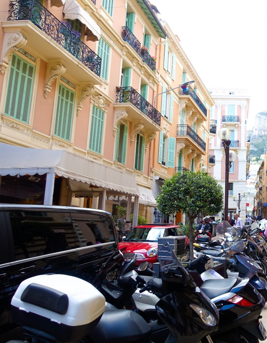 main st in monaco
