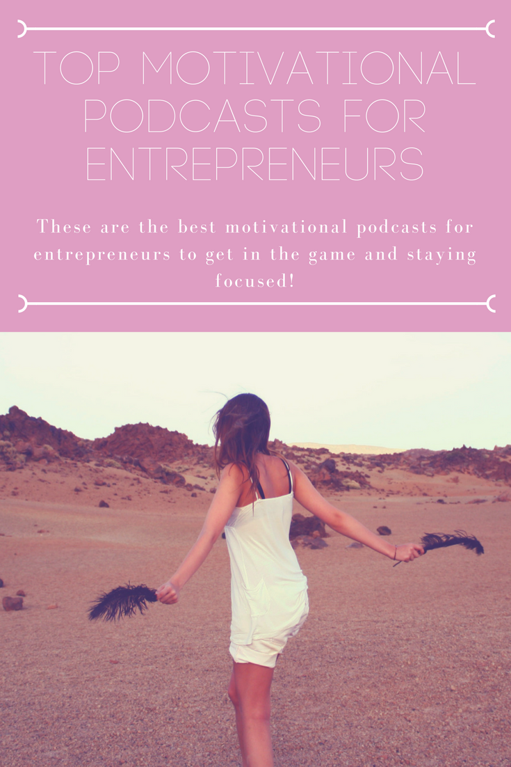 top motivational podcasts