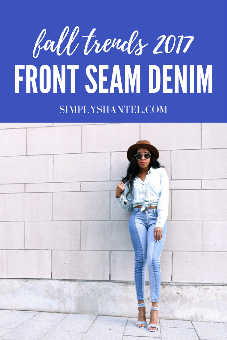 front seam denim 2017