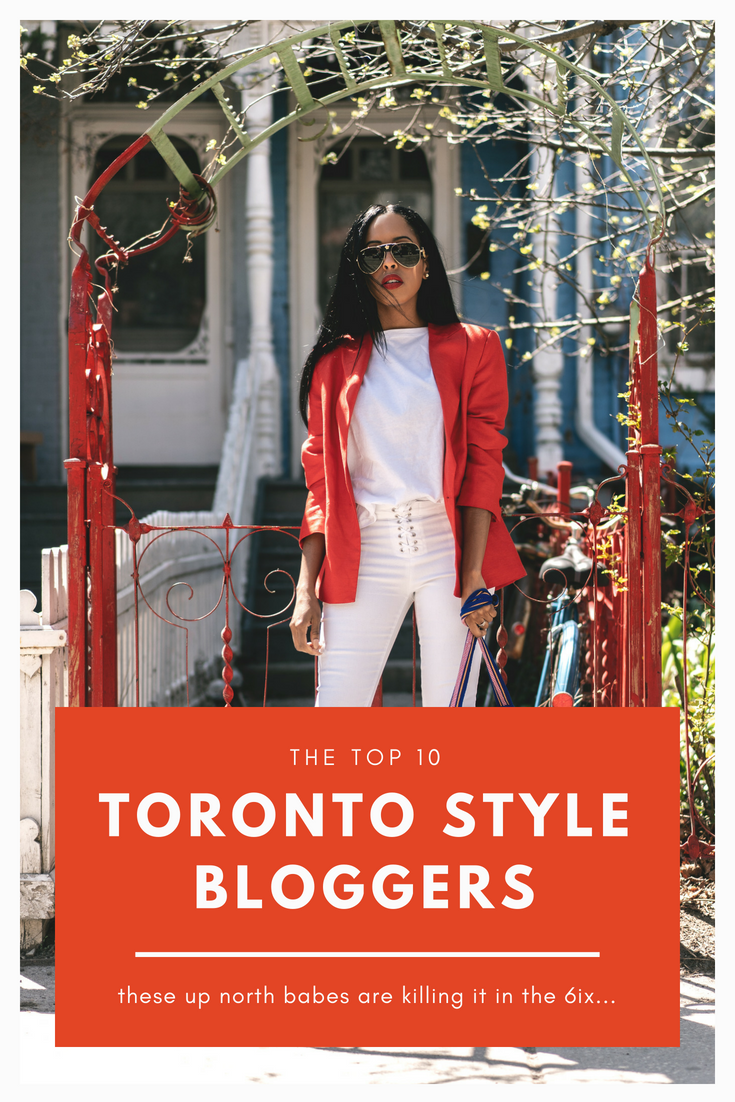 the top 10 toronto bloggers