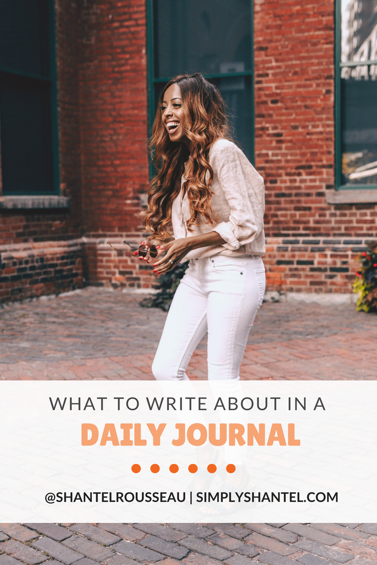 DAILY JOURNAL QUESTIONS
