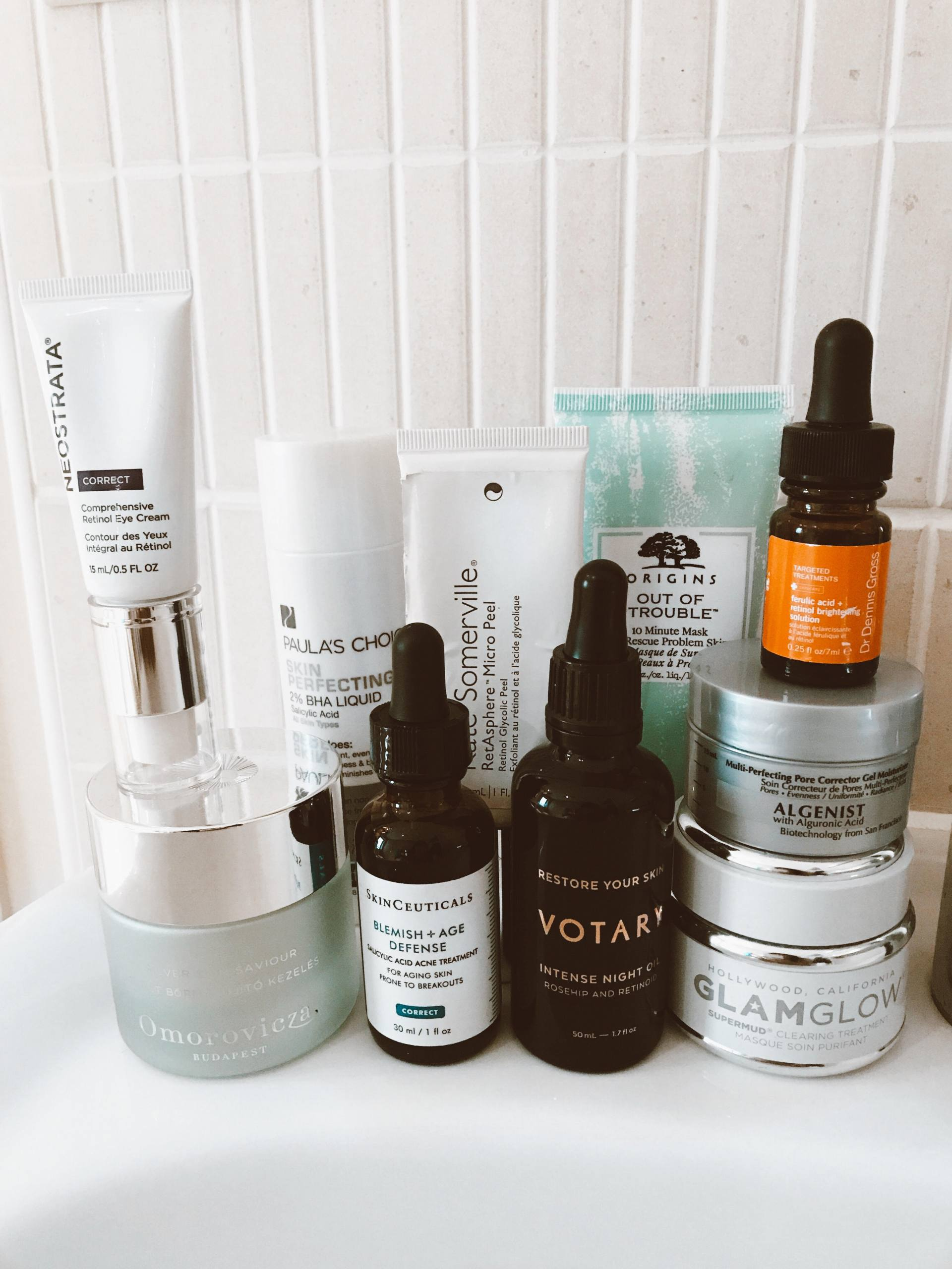 skincare ingredients shantel rousseau