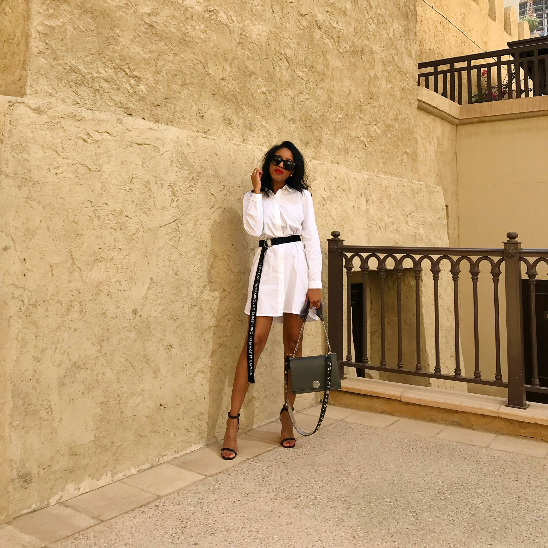what to wear to dubai in the summer