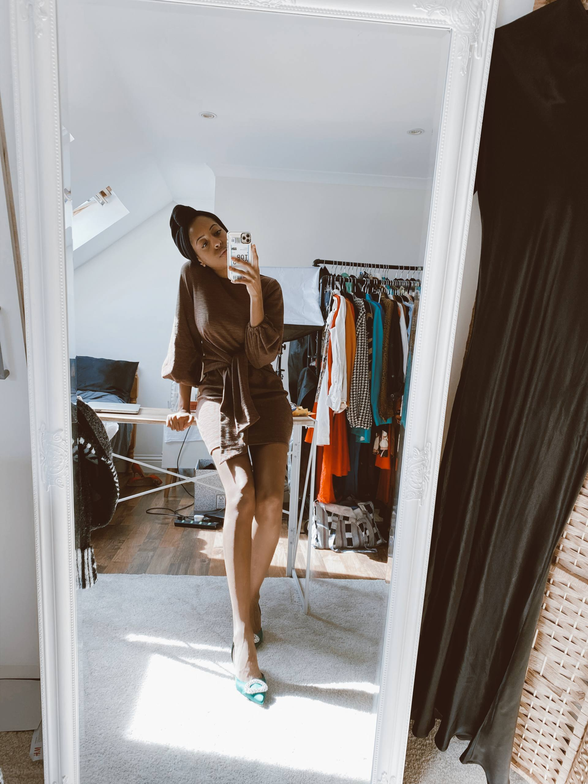 what to wear while working from home